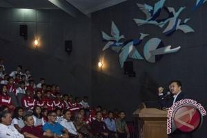 Pelepasan Kontingen Pelajar Indonesia