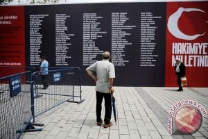 """""""Astana Para Pengkhianat"""", sisi gelap pascakudeta gagal di Turki"""