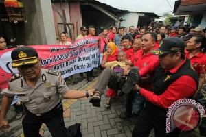 Penertiban Asrama Polisi