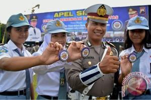 Polisi Sekolah Semarang