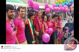 Turin, akan jadi kota vegetarian pertama di Italia