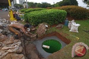 800 sumur resapan dibangun di lereng Gunung Sumbing