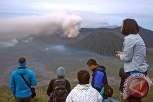 Wisatawan Gunung Bromo