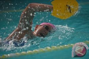 Latihan Renang Jelang Olimpiade