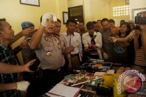Delapan tahanan Lapas Bengkulu positif narkoba