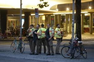 Focus: Seorang penembak mal Munich bunuh diri