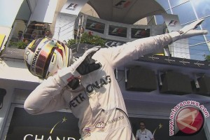 Hamilton juarai GP Hungaria F1
