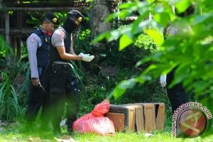 Polisi amankan bom lontong di lokasi persembunyian anak buah Santoso, Salman