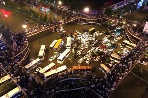 Hujan lebat di China buat ribuan orang mengungsi