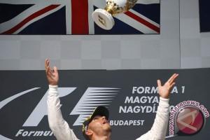 Klasemen pebalap Formula 1, Hamilton kian kuat di puncak