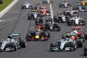 Hasil latihan bebas kedua GP Frmula Satu Jerman
