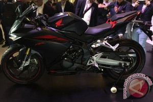 Ini tampilan All New Honda CBR250RR (video)