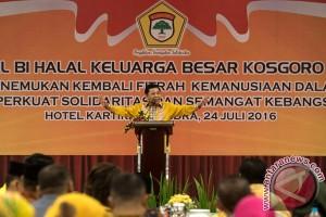 Setya Novanto klaim elektabilitas Partai Golkar makin tinggi