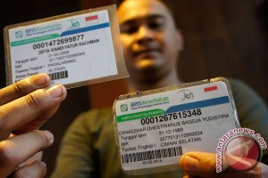 BPJS : Kartu Indonesia Sehat palsu mudah dibedakan