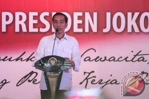 Jokowi tidak bisa buka rapor menteri