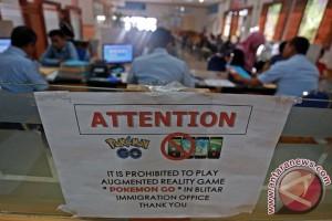 Larangan Main Pokemon Go Di Lingkungan Imigrasi