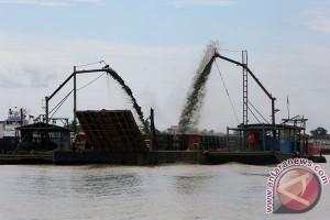 Penambangan Pasir Sungai Batanghari
