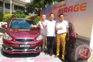 Mitsubishi perkenalan penyegaran New Mirage