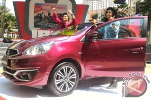 Mitsubishi New Mirage dibidik laku 400 unit per bulan
