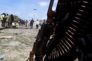 Bom mobil targetkan hotel di Mogadishu