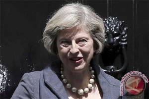 PM Inggris tak setuju dengan kebijakan imigrasi Trump