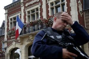Dua pelaku serangan di gereja Prancis dilumpuhkan