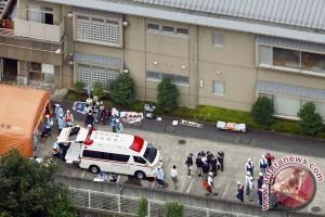 Pria berpisau tewaskan 15 orang di fasilitas difabel Jepang Timur