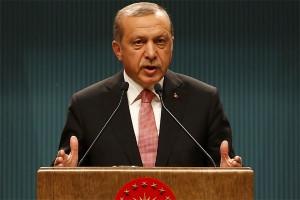 Erdogan: AS kirim senjata untuk pejuang Kurdi di Suriah
