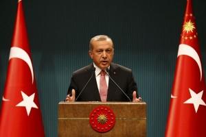 Erdogan: pembom pesta pernikahan di Gaziantep berusia 12-14 tahun