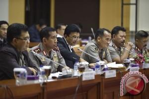 RDPU Penegakan Hukum Di Pusat Dan Daerah