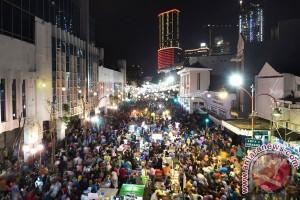 Jakarta hari ini, lanjutan sidang e-KTP, festival kuliner dan pasar murah