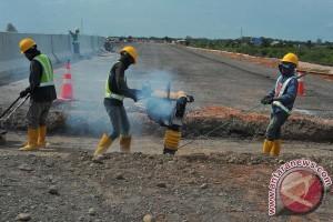Pembebasan lahan tol Pekanbaru-Dumai akan tuntas November