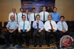 Pertemuan Bilateral Imigrasi Indonesia-Singapura