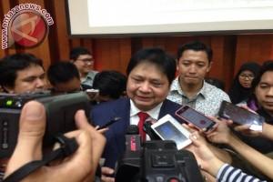 Airlangga Hartarto resmi pimpin Kementerian Perindustrian