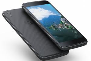 BlackBerry hadirkan smartphone Android kedua, DTEK50