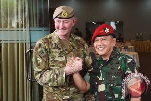 Latihan Militer Indonesia-Australia