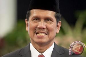 Janji Asman Abnur, menteri penerus Yuddy Chrisnandi