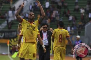 Sriwijaya FC Vs Perseru Serui