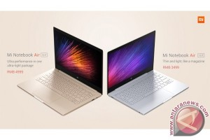 Xiaomi hadirkan pesaing MacBook, Mi Notebook Air