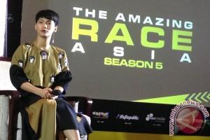 Tara Basro jadi pembawa acara The Amazing Race Asia