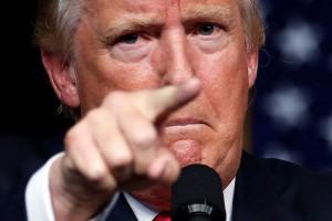 Donald Trump akan usir imigran overstay