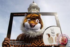 Masyarakat kota diharapkan peduli harimau