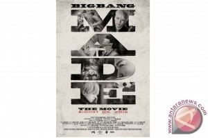 """Big Bang MADE: The Movie"" akan tayang di Indonesia"