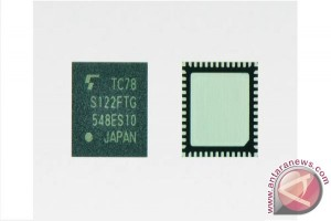Toshiba mulai produksi massal Bipolar 2-channel Stepping Motor Driver dengan daya maksimum 40V dan 2.0A