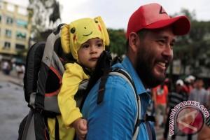 Tren menamai bayi dengan nama karakter Pokemon GO