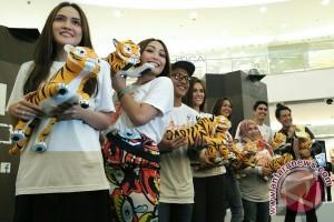 WWF Indonesia gandeng figur publik kampanyekan #DoubleTigers