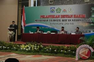 Menag lantik Majelis Hakim MTQ Nasional XXVI
