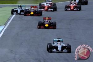 Grand Prix Belgia dihentikan karena kecelakaan Magnussen