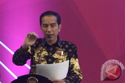 Presiden Jokowi minta DPR tak banyak-banyak bikin UU