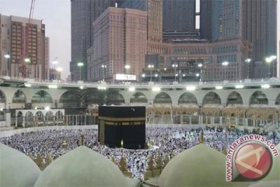 83.011 calon haji Indonesia telah padati Mekah